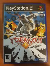 FREAK OUT - EXTREME FREERIDE - PLAYSTATION 2 PS2 USATO