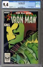 Iron Man #179  CGC 9.4