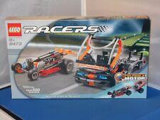 2002 Lego Racers Nitro Race Team #8473 Building Toy Set MISB! 500 Pcs!