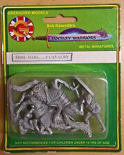 Grenadier Fantasy Warriors - 51041 Dark Elf Cavalry (MIB)