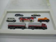 Wiking:Mercedes Benz Werbepackung mit 6 Modellen, Wohnmobil etc. (SSK80)*
