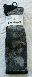 SMARTWOOL Women's Sightseeing Sunflower Compression Socks Size Medium M  NWT
