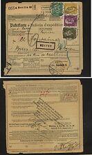 Germany  parcel   card    1932         KL0805