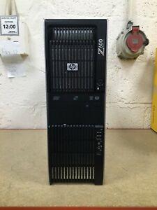HP Z600 - 2x Intel X5670@2.93GHz 6C, 24 GB, 600GB 15k +3TB, Quadro 2000, W10Pro