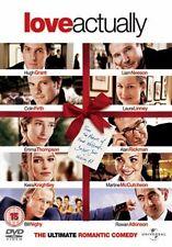 DVD:LOVE ACTUALLY - NEW Region 2 UK