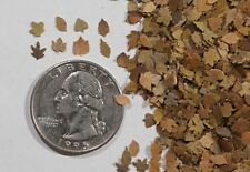 Miniature Dead Leaves - Wargaming - Diorama Basing Material
