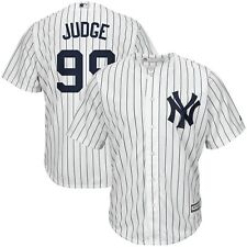 73eb79facb6 NewYork Yankees Aaron Judge Majestic MLB Mens Player Replica Cool Base  Jersey L