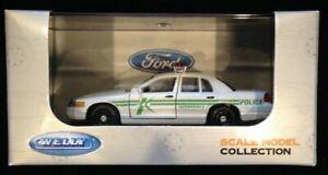 Welly Kennedale TEXAS Police car. FCV 1:43
