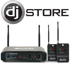 Alto Professional Stealth Wireless System for DJ PA Powered Active Speakers