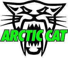 """Arctic Cat Version 2 Decal - 5"""" x 5"""""""