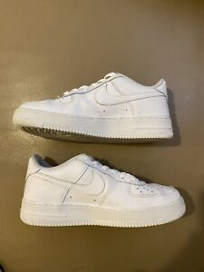 white nike air force 1 size 4.5