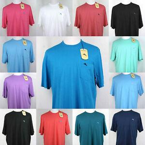 Tommy bahama Bali Skyline T shirt Crew Neck Short Sleeve Pocket Logo M XL 2XL