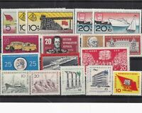 German Democratic Republic mint never hinged stamps Ref 13802