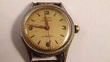 HELIOS 600 S Military vintage handwinder watch NOT RUNNING