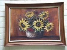 Dealer or Reseller Listed Vintage Brown Art