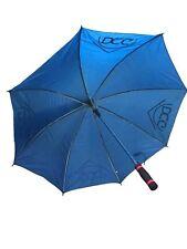 TOP Ombrello Grande 95CM Da Pioggia 2 Posti DCG Elegante Manico Antiscivolo BLU