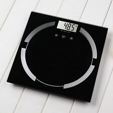 Digital Personal Bathroom Body Fat Weight Scale LCD Display 396lbs/180kg EKOI