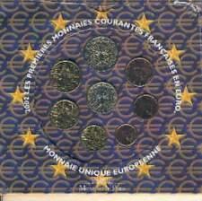 Frankrijk BU set 2002 / 1 cent - 2 euro KMS