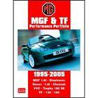 MGF & TF Performance Portfolio 1995-2005 book paper