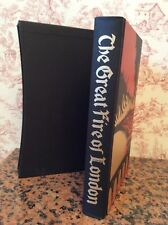 FOLIO SOCIETY THE GREAT FIRE OF LONDON 2003