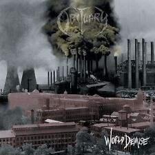 """OBITUARY """"WORLD DEMISE (RE-ISSUE)"""" CD NEW+"""