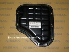 Nissan 11110-79E11 OEM Lower Oil Pan Metal SR20DET GTiR Pulsar Sunny N14 AWD