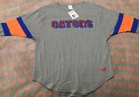 *New* Florida Gators Shirt Small Victoria Secret Love Pink Sequin S