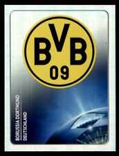 Panini Champions League 2011-2012 - Borussia Dortmund Badge No. 396