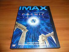 IMAX Cosmic Voyage (DVD Full Frame 1996) Used OOP