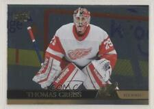 2020-21 Upper Deck Extended Series Silver Foil Thomas Greiss #544