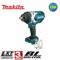 Makita DTW1002Z 18V BRUSHLESS High Torque 1/2in Impact Wrench Body Only Bare Uni