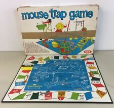 Original Mouse Trap Game Board And Box Ideal 1963 Clean No Pieces