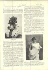 1897 Such Witching Looks Are Baited Hooks Chat With Miss Marie Engle