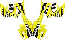 SKI DOO BRP REV XP XM XR Z SUMMIT FREERIDE GRAPHICS DECAL WRAP 163 154 146 137 9