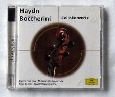 CD-violoncelle concerts-pierre Fournier/Mstislav rostropovich