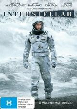 Interstellar DVD / UltraViolet | Region 4 | New
