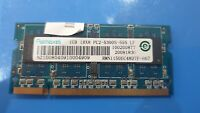 1GB RAMAXEL 1Rx8 5300S - 555 sodimm DDRII RAM MEMORY PC2 DDR2 Laptop HP