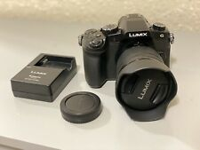 Panasonic LUMIX G85 W/ 12-60mm Lens and Charger (Shutter count: 153)