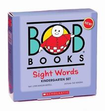 BOB Books: Sight Words: Kindergarten: By Kertell, Lynn Maslen