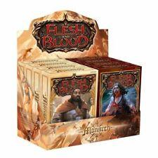 Flesh and Blood TCG - Monarch Blitz Deck Display EN NEU SEALED