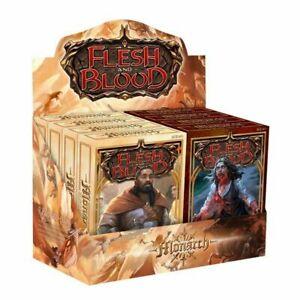 Flesh and Blood TCG - Monarch Blitz Deck Display English NEU