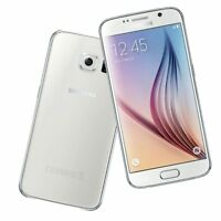 Samsung Galaxy S6 Neu Weiß SM-G920F 32GB - White Pearl (Ohne Simlock) Garantie