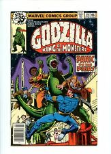 Godzilla King of the Monsters #19 (1977 Series) VF 8.0
