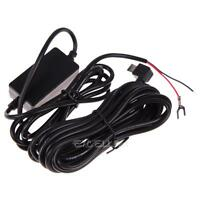 Mini Hard Wire Cable Car DVR Charger Kit for Dash Cam Camera Recorder Vehicle