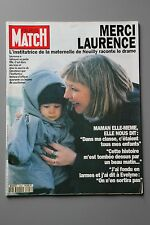PARIS MATCH 2296 27/05/1993 Schiffer Tapie OM Trenet