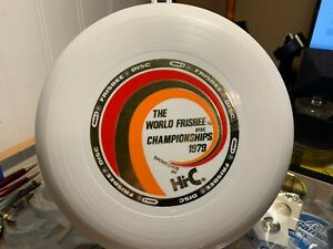 Wham-o Frisbee 119 gram 40 mold 1979 Rose Bowl world championships Hi-C