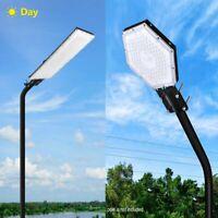 100-300W LED Road Street Flood Light Garden Spot Lamp Head Outdoor Yard White US