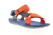 Camper Match 18824-045 Mens Orange Canvas Strap Sport Sandals Shoes 7