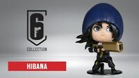 SIX COLLECTION - HIBANA FIGURE (RAINBOW SIX SIEGE CHIBI) *DLC CODE NOT INCLUDED*