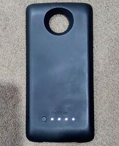 Mophie 3000 MaH Juice Pack Battery Case Motorola Mod Moto Z Z2 Force Z3 Z4